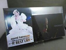 ayumi hamasaki 15th Anniversary Tour A  Best Live + LIVE PHOTO BOOK [Promo]