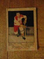 Authentic 1951 Parkhurst Gerald Couture #17 Original
