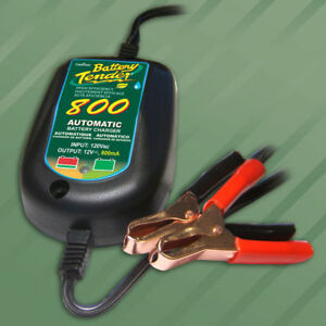 Ladegerat Lade Battery Tender 800 12 Volt Wasserdicht Universal
