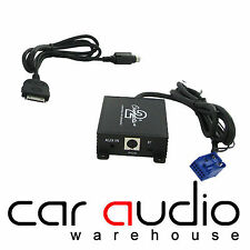VOLKSWAGEN VW GOLF 2004 sulla iPod iPhone AUX In Adattatore Interfaccia