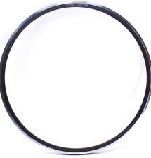 DRC SRL Rim 622 x 13.90 Aluminum Alloy 700c Black 20 Hole Italian NEW