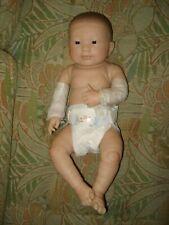 """Htf New! for reborn Oriental Asian 21"""" Real girl Se Berenguer Berjusa baby doll"""
