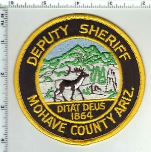 Mohave County Sheriff (Arizona) 2nd Issue Shoulder Patch