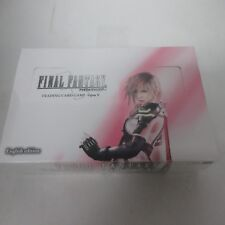 Square Enix Final Fantasy TCG Final Fantasy Opus V Box New Sealed