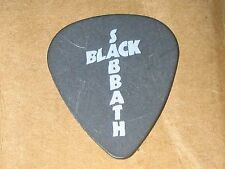 BLACK SABBATH Tony Iommi guitar pick