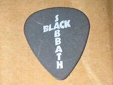 BLACK SABBATH Tony Iommi guitar pick