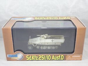 DRAGON ARMOR 60301 1:72 SD.KFZ.251/10 AUSF.D UNIDENTIFIED EASTERN FRONT 1943