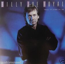 Billy Joe Royal - Tell It Like It Is (CD, 1989, Atlantic) VG++ 9/10