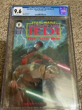 Star Wars: Tales of the Jedi - The Sith War #5 CGC 9.6 (LOW POP)