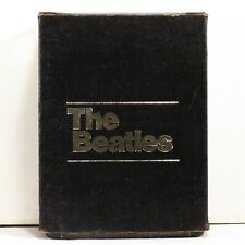 THE BEATLES - S/T (White Album) > 1970 US 2 8-TR tape set in box > EX