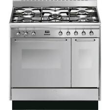 SMEG Stainless Steel Freestanding Home Cookers