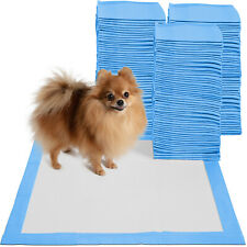 Pet Puppy Training Pee Pad For Dog Disposable Absorbent Odor Reducing 150 Mats