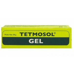 Tetmosol Gel Tube 1oz or 30gr, for  NORMAL AND OILY SKIN