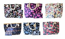 Cotton/Canvas Beach Bag And Purse Sets - Various Designs From £14.99