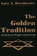 Jewish Life and Thought in Eastern Europe: By Lucy S Dawidowicz