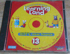 LEARNING LAND-DISCOVER & PLAY ON YOUR PC-CD-ROM 13# *BIFF'S NEW HOUSE*