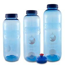 Acala Tritantrinkflaschen Optimalset Grip 0,5 l + 0,75 l +1,0 l mit Sportdeckel