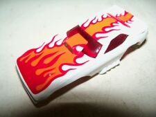 Vintage Aurora Screechers Flamin Cuda Slot Car Body NOS N/MINT COMBINED SHIPPING