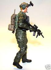 "1:18 BBI Elite Force US Special Forces Navy SEAL Delta Figure Soldier 3 3/4"""