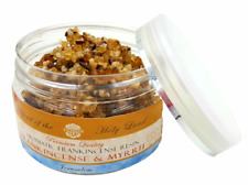 Jerusalem Frankincense & Myrrh Aromatic Resin Incense Premium Quality Holy Land