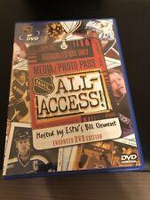 NHL All Access (DVD, 2001)