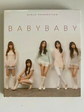 Girls' Generation SNSD - Into The New World Baby Baby Repackage 1st album
