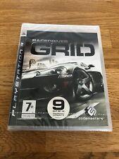 Racedriver Grid Playstation 3-PS3-Nuevo Y Sellado-Libre P&P