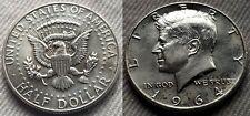 1964 AU P Kennedy Half Dollar 90% Silver US Mint Lot 14