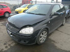Vauxhall Corsa SXI Black 2004 Breaking For Spares Door Clip