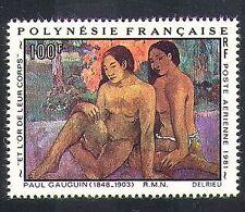French Polynesia 1981 Paul Gauguin/Art/Painting/Paintings/Women/Nudes 1v n37490