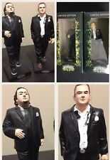 (Lot Of 2) World Famous Gold & Silver Pawn Shop Limited Edition Statue Figures