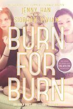Complete Set Series Lot of 3 Burn for Burn books by Siobhan Vivian, Jenny Han YA