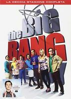 THE BIG BANG THEORY - STAGIONE 10 (5 DVD) SERIE TV Warner Home Video