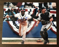 RON GANT MLB Atlanta Braves Baseball Auto Autographed Signed 8x10 Photo 2
