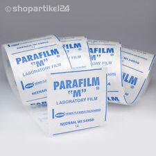 (2,95€/m) 100cm X 5cm PARAFILM M Verschlußfolie für Flaschen / zum Maskieren