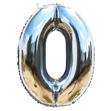 """40"""" Giant Foil Balloons Number Shape Helium Wedding Birthday Party Christmas"""