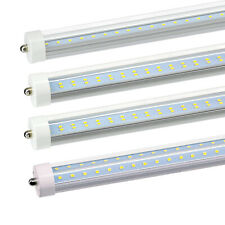 4-25 Pack CNSUNWAY 8FT LED Tube Light Bulbs FA8 Single Pin 45W/72W 6000K 7200LM