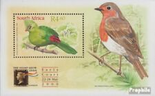 South Africa block80 (complete issue) FDC 2000 Federhelmturako