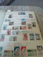 SUPERDEAL World Stamp Collection many vintage rare fantastic Stamps .