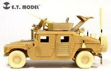 ET Model ER35015 1/35 Humvee Weighted Wheels (5 pcs)