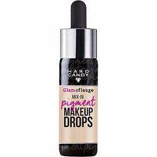 HARD CANDY GLAMOFLAUGE MIX-IN PIGMENT MAKE-UP DROPS - FAIR 2 - US IMPORT!