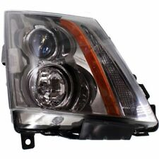 For Cadillac CTS 08-15, CAPA Passenger Side Headlight, Clear Lens