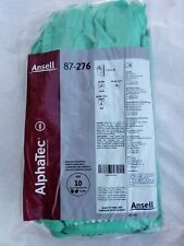 Ansell 87-276 Chemical Resistant Glove,20 Mil size 10 ***12 PAIR***