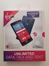 Virgin Mobile LG Tribute 2   4G LTE