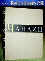 1960 book of the USSR the Work of Charlie Chaplin (lot 338)