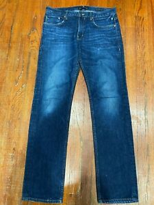 Kasil Workshop Davidson Straight Mens Jeans Size 32x34