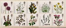 GB 2009 ACTION for SPECIES PLANTS Block of Ten MNH