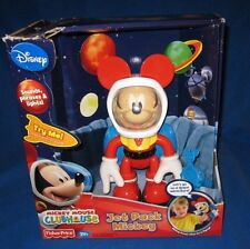 Fisher Price Disney Mickey Mouse Jet Pack Mickey V7468 **NEW**