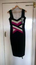 Julien MacDonald Star Dress Size 10