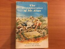 The Disappearance Of Mr. Allan By Foster Kennedy. Vintage Scholastic (1977)